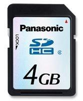 Быстрые карты Panasonic SD