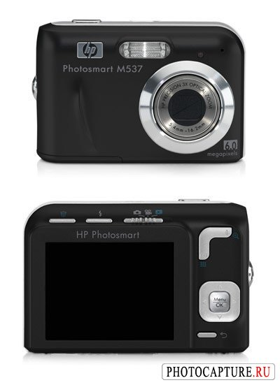 HP Photosmart M437, M537 и R837
