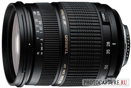 Tamron выпускает универсальный светосильный объектив с приводом автофокусировки для камер Nikon