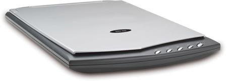 Xerox 7600 — планшетный сканер толщиной 3,7 см с USB-питанием