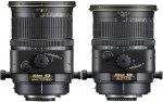Объективы с функцией управления перспективой (PC-E) от Nikon