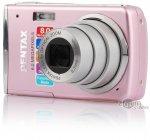Pentax Optio M50: компактная камера для всей семьи