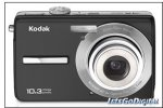 Пополнение в семействе Kodak EasyShare: M1063, M1073 IS и M1093 IS