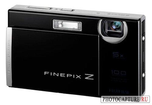 FinePix Z200fd выпущена на рынок США