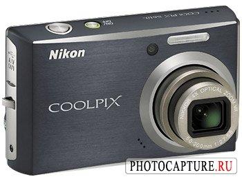 4 компактных фотокамеры Coolpix от Nikon