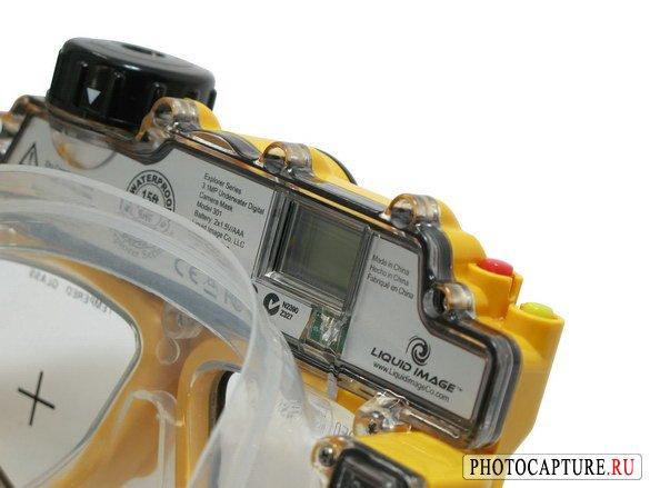 Маска с цифровой камерой