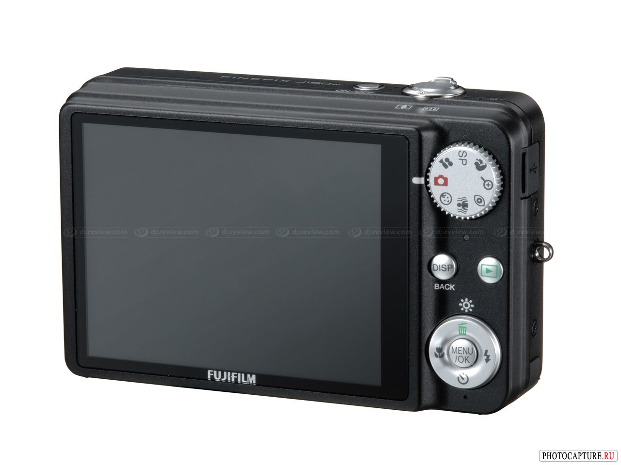 Finepix J100, J110W, J120 и J150W от FujiFilm