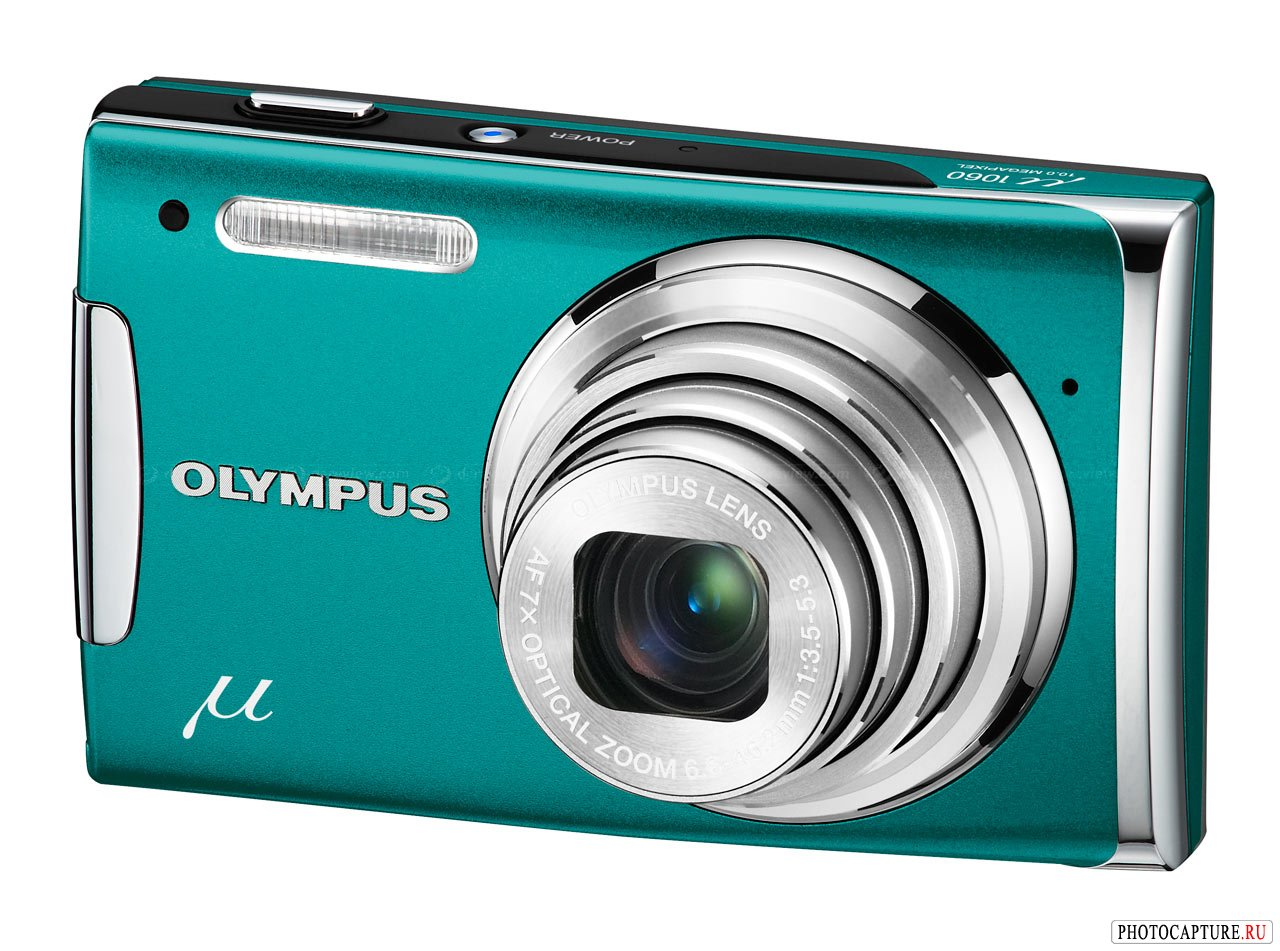 Olympus выпускает mju 1060