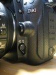 Первая фотография Nikon D90