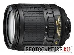 Объектив AF-S DX NIKKOR 18-105 мм F/3,5-5,6G ED VR от Nikon