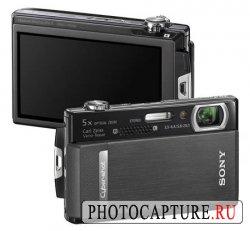 Sony Cybershot DSC-T500