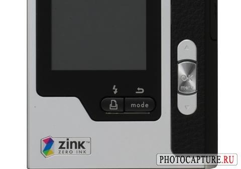 Цифровая фотокамера со встроенным принтером