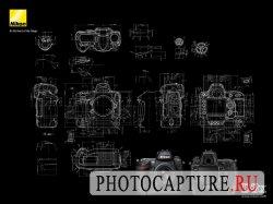 24,5 мегапикселя - это Nikon D3x!