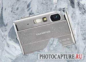 Ребрендинг камер Olympus Mju SW