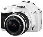Объявлена стоимость белой фотокамеры Pentax K2000