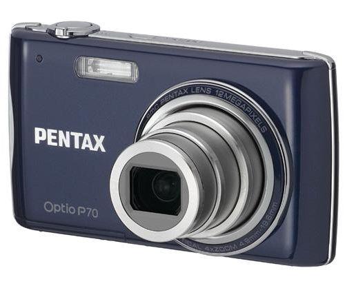 Pentax E70 и P70
