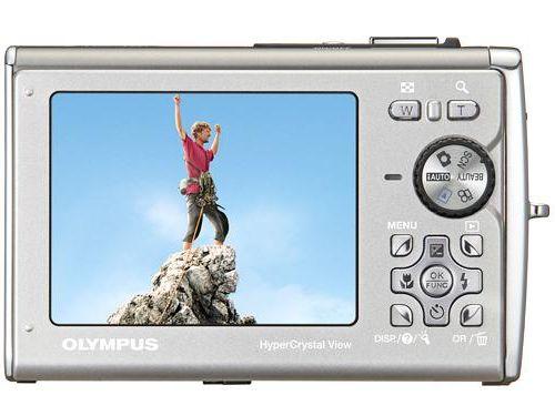 CES 2009: фотоаппараты для экстремалов от Olympus