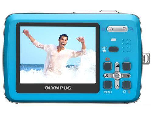 Olympus Mju 550WP