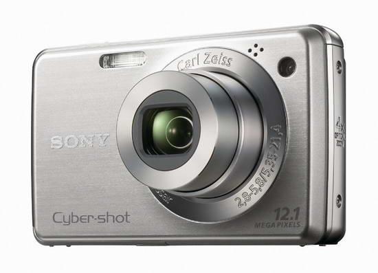 CES 2009: недорогая 12-Мп Sony DSC-W220