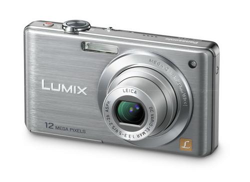 Новые аппараты Panasonic Lumix