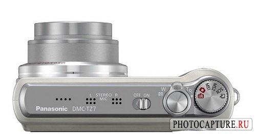 Panasonic Lumix DMC-TZ7