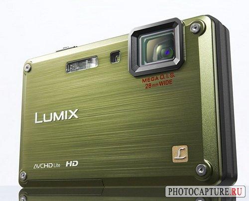 5 новых фотокамер от Panasonic