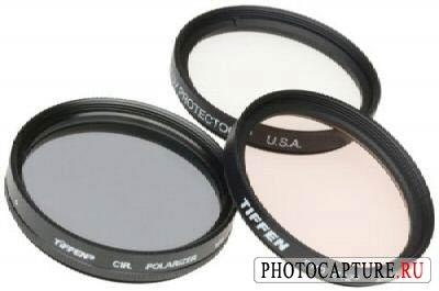Ультрафиолетовые и Skylight фильтры можно постоянно  носить на объективе
