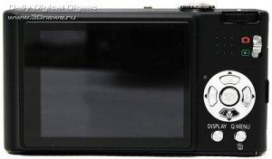 Panasonic Lumix DMC-FX37 — технологичный универсал