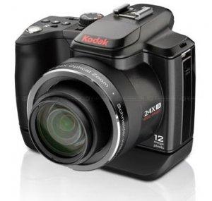 CES 2009: Kodak Z980