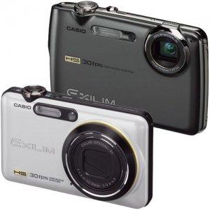 CES 2009: скорострельные EX-FC100 и EX-FS10 от Casio