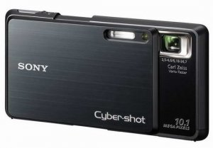 CES 2009: Sony Cyber-shot DSC-G3 с Wi-Fi и веб-браузером
