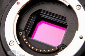 Матрица фотокамеры G1