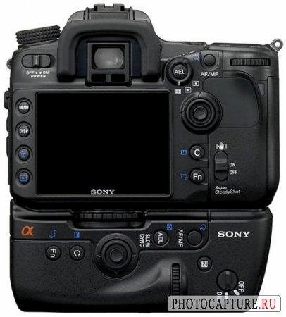 Sony DSLR-A700: новый уровень бренда Alpha. Часть II
