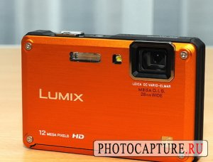 Panasonic Lumix DMC-FT1