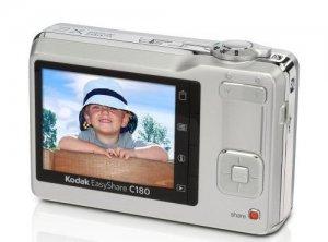 Kodak EasyShare C180: просто мыльница