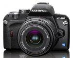 Цифровая зеркальная фотокамера Olympus E-410