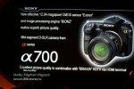 Анонс Sony DSLR-A700