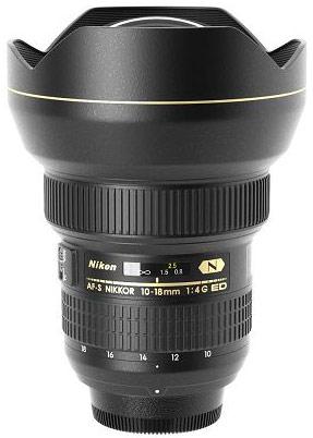 «Шпионские снимки» объектива Nikon AF-S NIKKOR 10-18mm f/4 G ED N