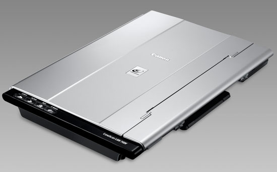 CanoScan LiDE 700F: сканирование с разрешением 9600 точек на дюйм