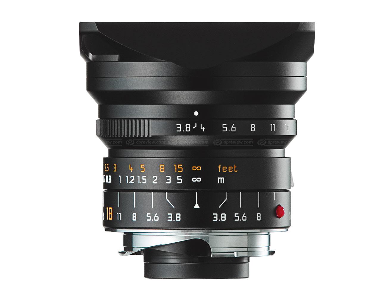 Pre-PMA 209: Leica выпустила объектив Super-Elmar-M 18 мм f/ 3,8 ASPH