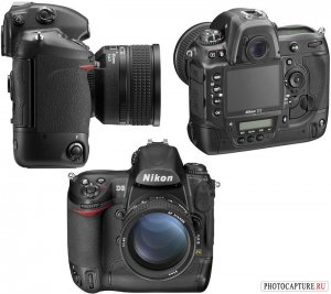 Новая прошивка для Nikon D3