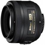 Новый объектив AF-S DX NIKKOR 35 мм f/1,8G