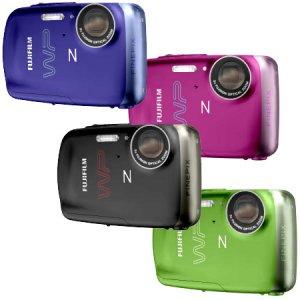 Fujifilm FinePix Z33WP - маленький, да удаленький