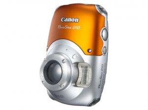 Pre-PMA 2009: первый экстремал от Canon - PowerShot D10