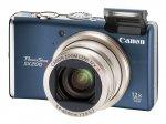 Pre-PMA 2009: Canon PowerShot SX200 IS