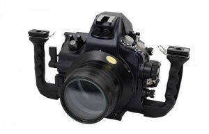 С Nikon D700 под воду