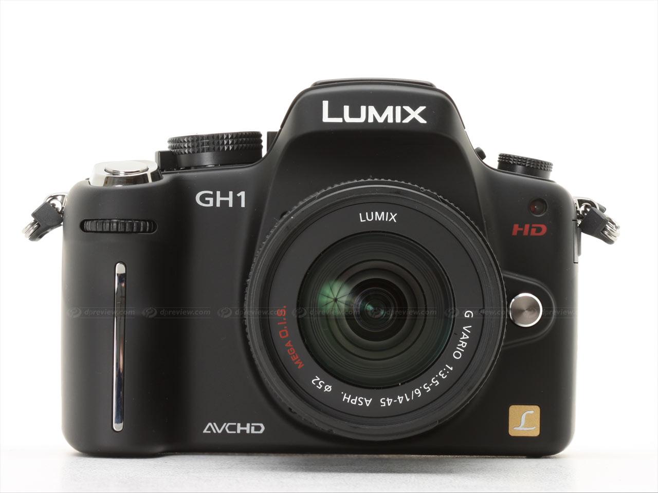 PMA 2009: Panasonic Lumix DMC-GH1