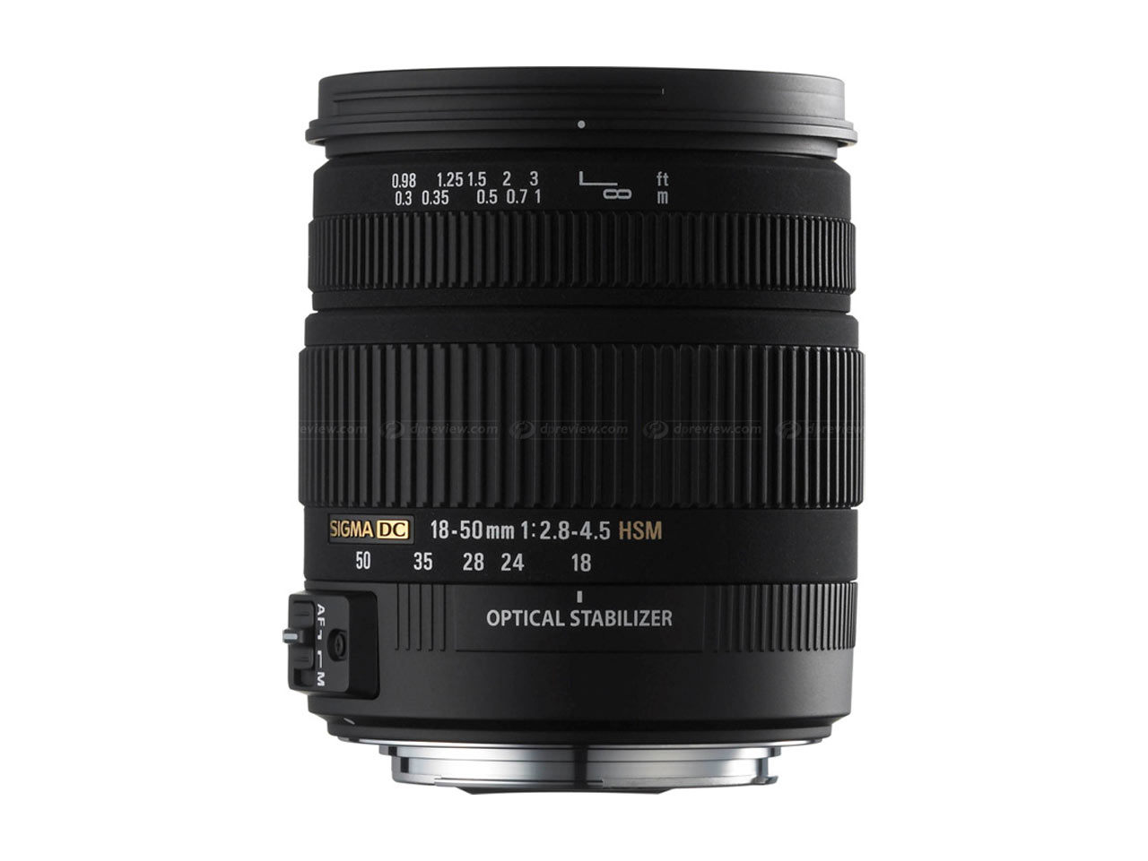 Sigma 18-50 мм f/2,8-4,5 DC OS HSM