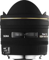 Sigma 10mm F2.8 EX DC Fisheye HSM для Sony Alpha