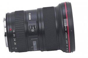 Canon EF 14mm f/2.8L II USM - объектив с ультра широким углом обзора